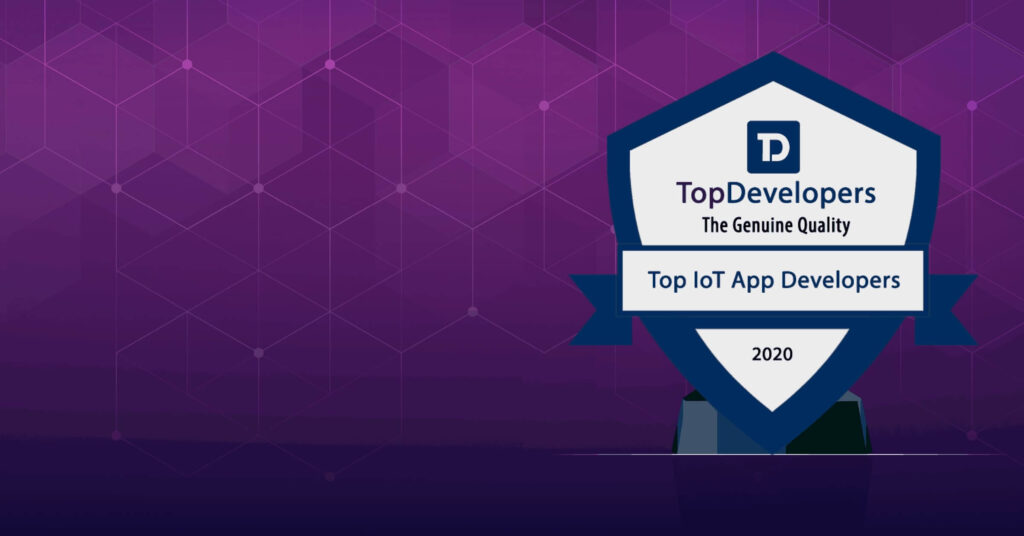 Euristiq becomes one of the Top IoT App Developers of 2020