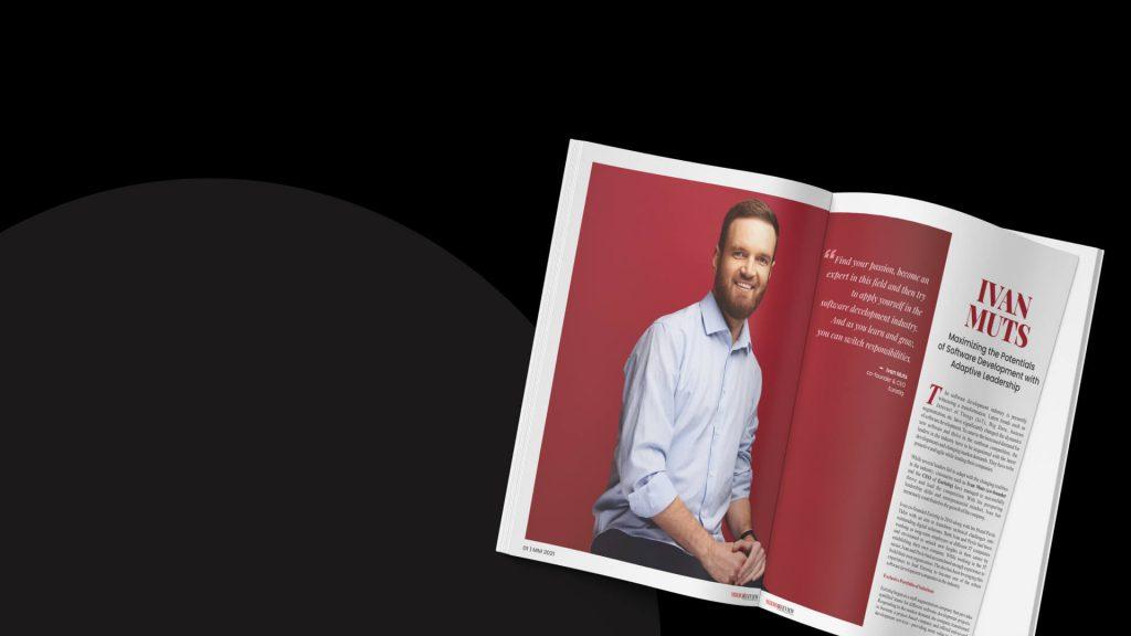 "Euristiq Recognized as One of ""The 10 Inventive Software Development Leaders"""
