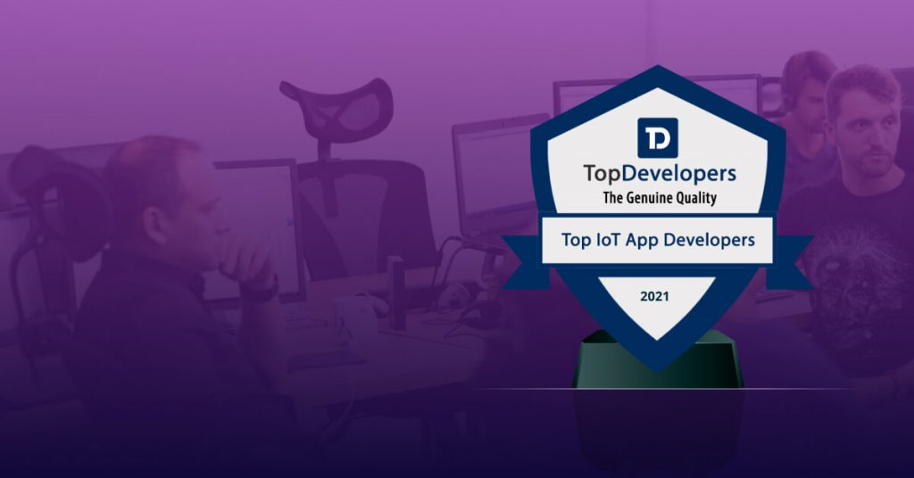 Euristiq Among Top IoT App Development Companies of 2021